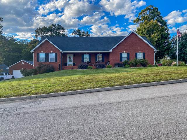 1521 Foxfire Circle, Seymour, TN 37865 (#1131540) :: Catrina Foster Group