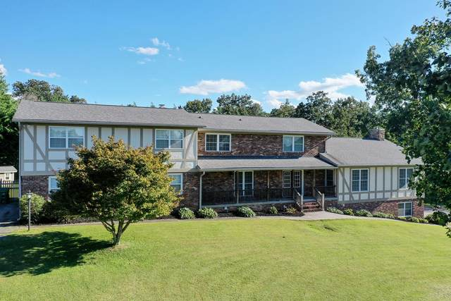 1108 Greenfield Drive, Maryville, TN 37803 (#1131548) :: Realty Executives Associates