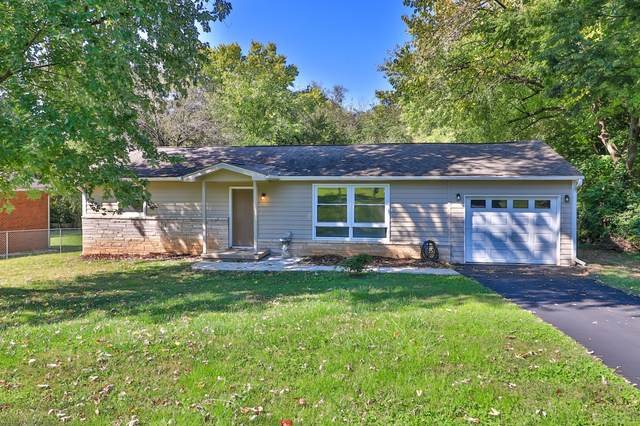 3105 NW Birchwood Rd, Knoxville, TN 37921 (#1131563) :: Shannon Foster Boline Group