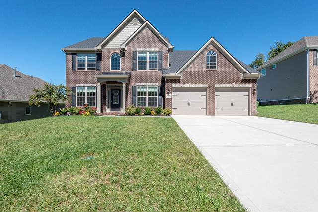 606 Branchwood Lane, Maryville, TN 37801 (#1131564) :: Shannon Foster Boline Group