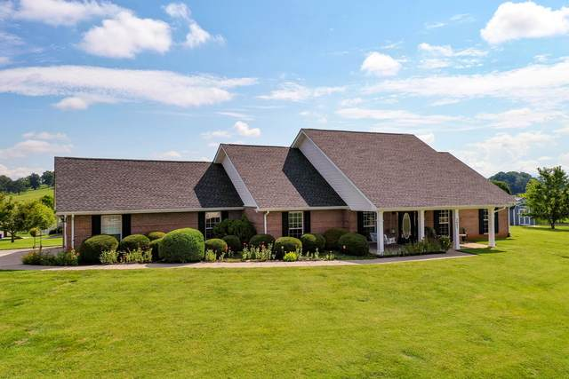 5661 J Riley West Drive, Greenback, TN 37742 (#1131565) :: Shannon Foster Boline Group