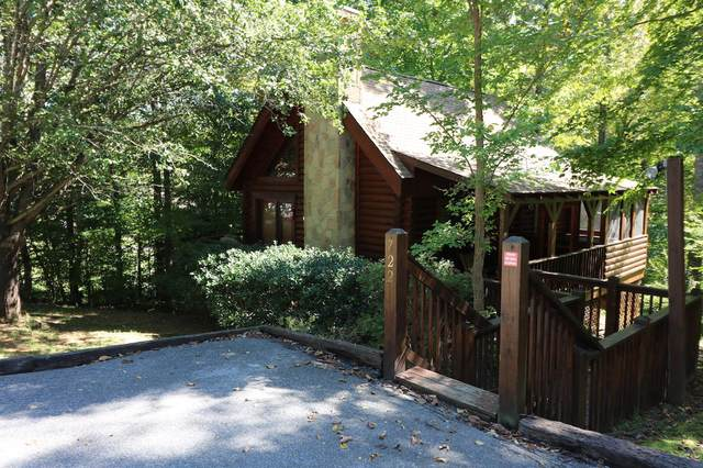 722 Kings Hills Blvd, Pigeon Forge, TN 37863 (#1131572) :: Shannon Foster Boline Group