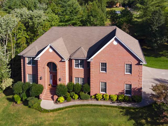 115 Dansworth Lane, Oak Ridge, TN 37830 (#1131636) :: Realty Executives Associates
