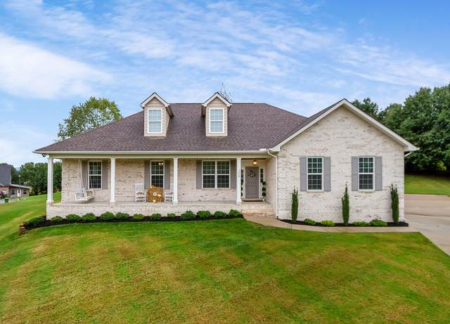 308 Cranfield Drive, Maryville, TN 37801 (#1131706) :: Catrina Foster Group