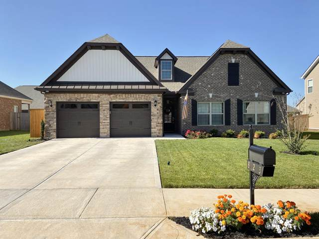 823 Spring Creek St, Maryville, TN 37801 (#1131712) :: Shannon Foster Boline Group