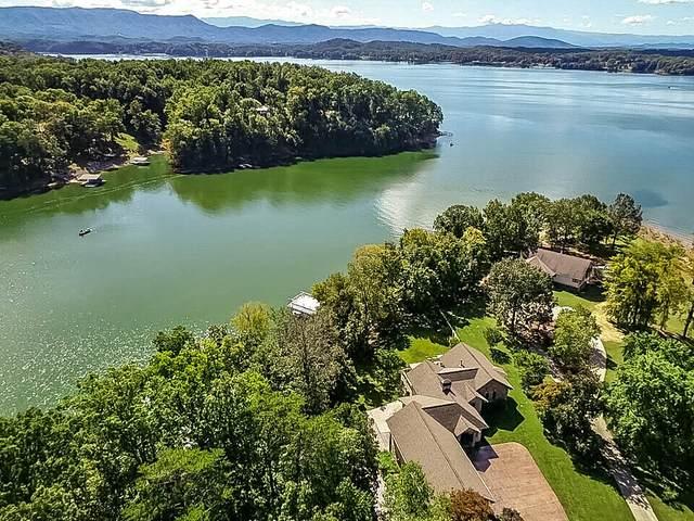 1174 Lake Ridge Drive, Dandridge, TN 37725 (#1131750) :: Shannon Foster Boline Group