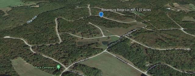 1.22 Acres Rosenburg Ridge, Jamestown, TN 38556 (#1131813) :: Tennessee Elite Realty