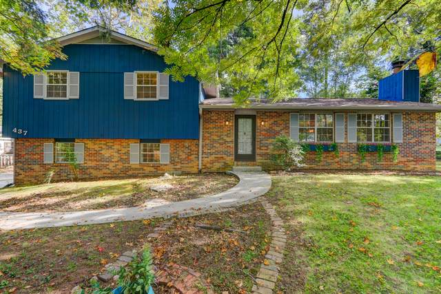 437 Oran Rd, Knoxville, TN 37934 (#1131828) :: The Cook Team