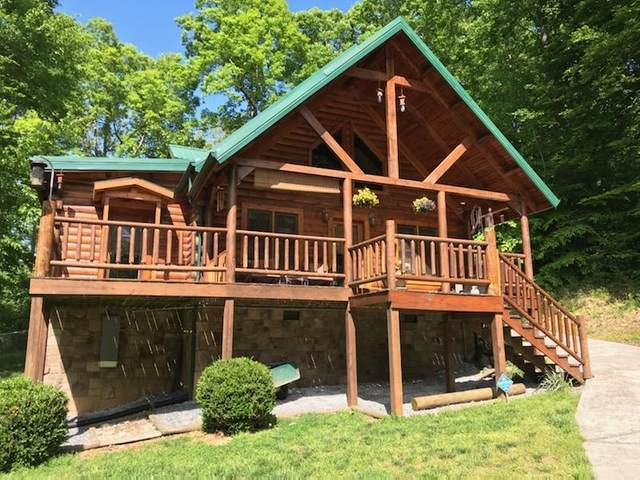 251 Badger Rd, Madisonville, TN 37354 (#1131834) :: Realty Executives