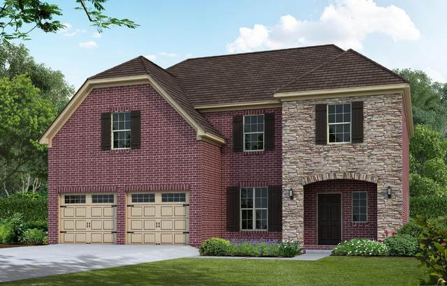 2716 Tallgrass Lane (Lot 15), Knoxville, TN 37932 (#1131852) :: Catrina Foster Group