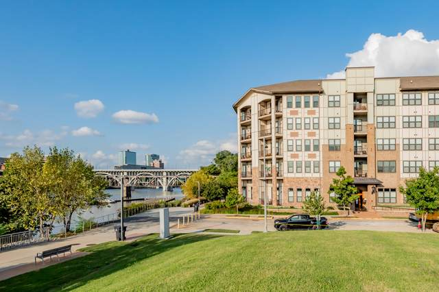 445 W Blount Ave #102, Knoxville, TN 37920 (#1131877) :: Billy Houston Group