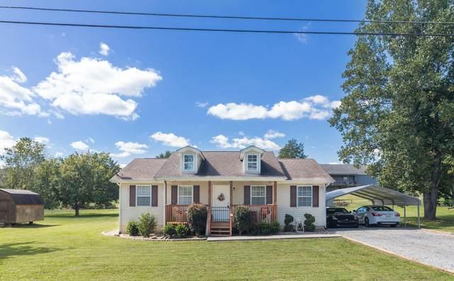 180 Scenic Circle, Tellico Plains, TN 37385 (#1131934) :: Shannon Foster Boline Group