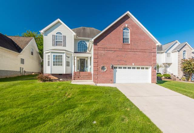 3339 Franklin Creek Lane, Knoxville, TN 37931 (#1131972) :: Catrina Foster Group