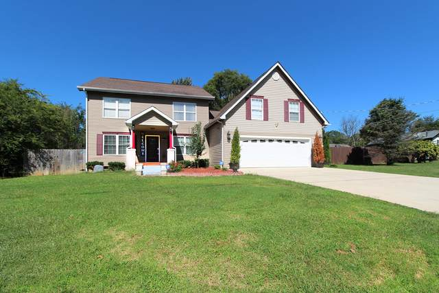 5117 NW Tenwood Drive, Knoxville, TN 37921 (#1132007) :: Billy Houston Group