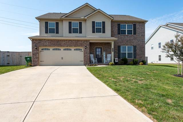 731 Kingfisher St, Maryville, TN 37801 (#1132031) :: The Cook Team