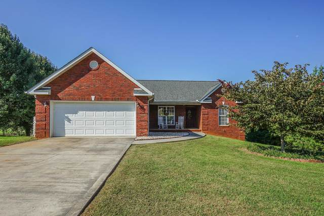 1331 Warrior Path, Maryville, TN 37803 (#1132071) :: Catrina Foster Group