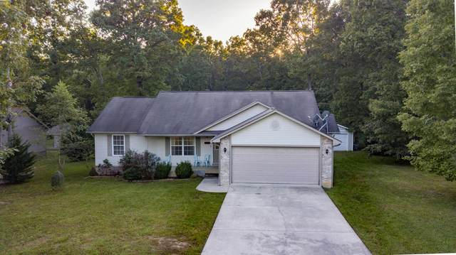 1633 Sunset Ridge Drive, Crossville, TN 38571 (#1132127) :: Catrina Foster Group