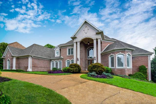10239 Thimble Fields Drive, Knoxville, TN 37922 (#1132133) :: Shannon Foster Boline Group