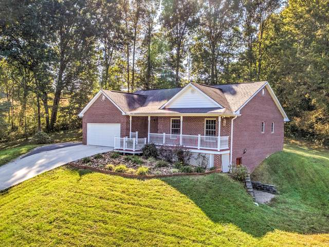 126 Foust Cemetery Lane, Rocky Top, TN 37769 (#1132155) :: Catrina Foster Group