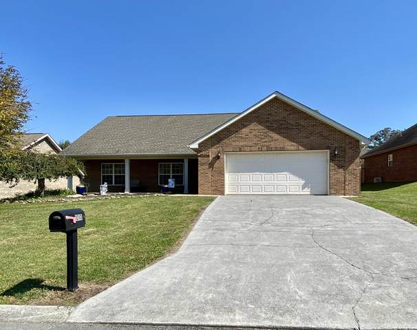 1010 Mercer Drive, Maryville, TN 37801 (#1132157) :: Catrina Foster Group