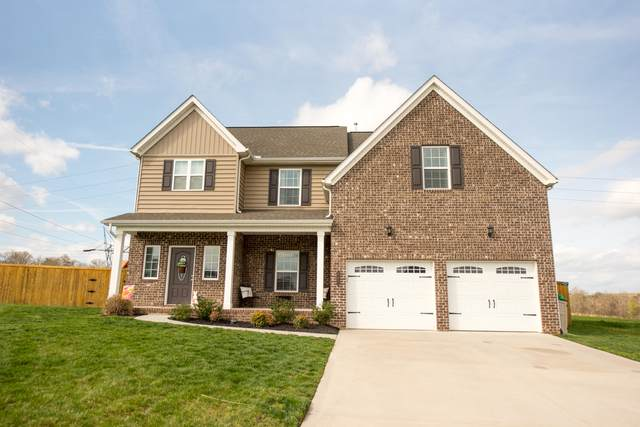 727 Kingfisher St, Maryville, TN 37801 (#1132188) :: The Cook Team