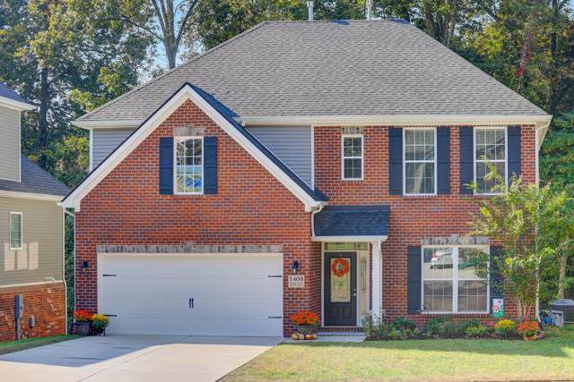 1409 Mossy Rock Lane, Knoxville, TN 37922 (#1132191) :: The Cook Team