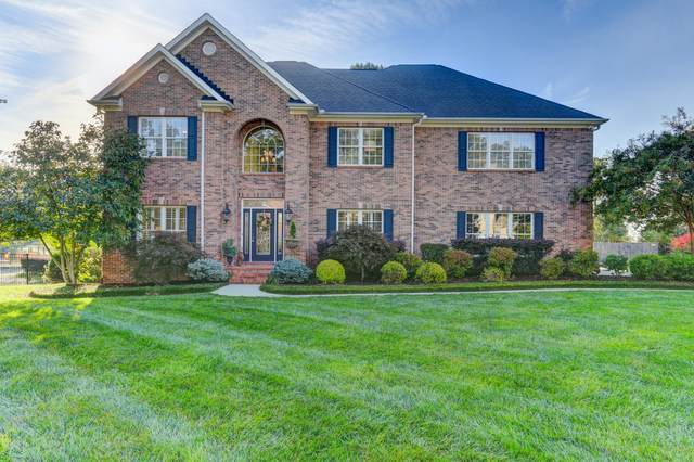 822 Brochardt Blvd, Knoxville, TN 37934 (#1132315) :: Billy Houston Group