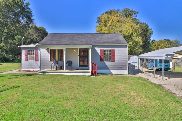 4331 Mansion Ave, Knoxville, TN 37914 (#1132327) :: Catrina Foster Group