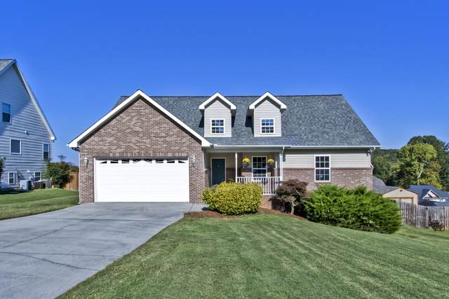 4061 Mountain Vista Rd, Knoxville, TN 37931 (#1132337) :: Tennessee Elite Realty