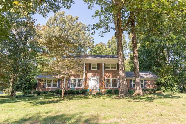 507 Briar Creek Drive, Knoxville, TN 37934 (#1132368) :: The Cook Team