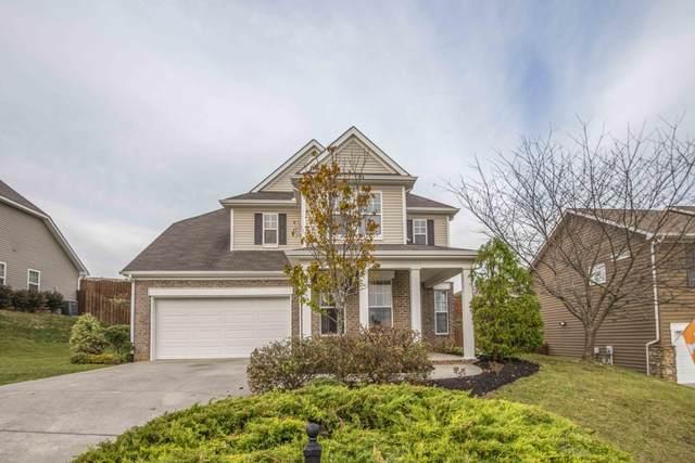 2501 Ancient Oak Lane, Knoxville, TN 37931 (#1132446) :: Billy Houston Group