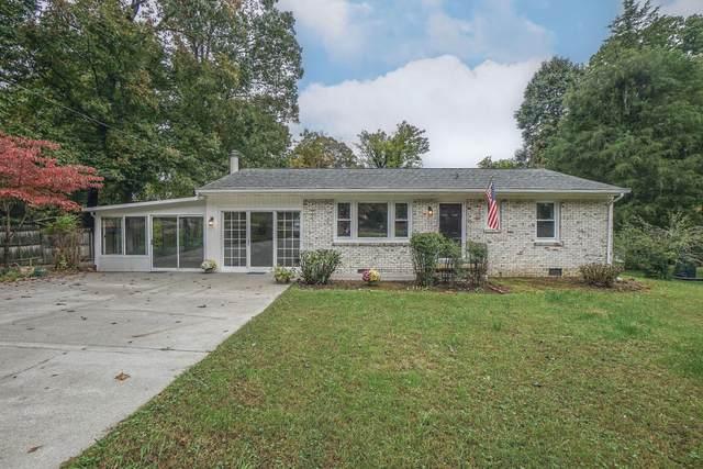 2012 Karnswood Drive, Knoxville, TN 37918 (#1132495) :: Realty Executives