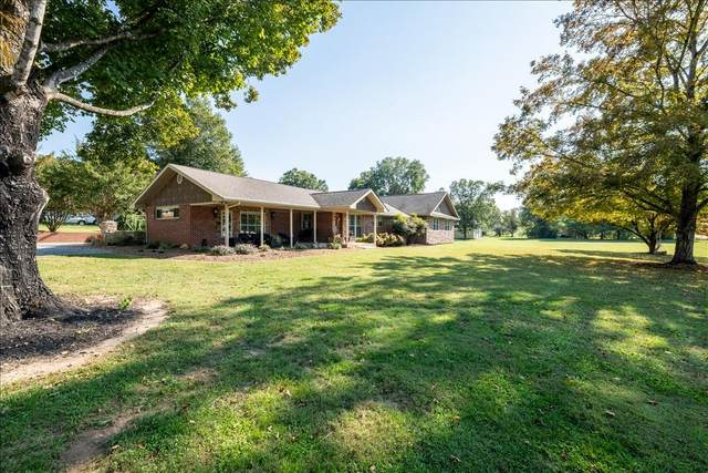 1300 N Main St, Decatur, TN 37322 (#1132499) :: Billy Houston Group