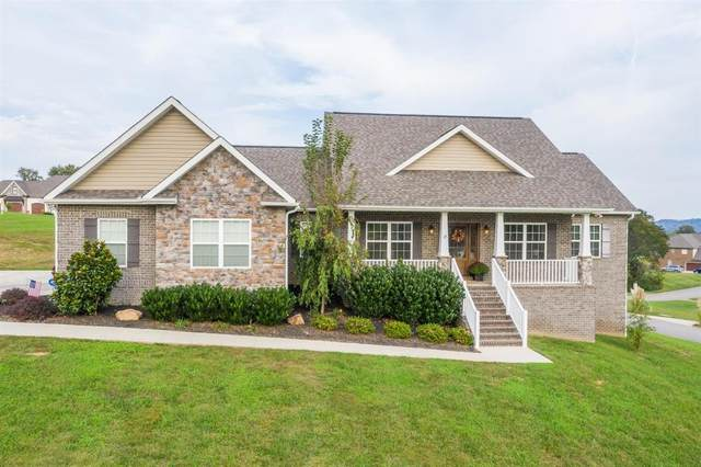 420 Montana Court, Seymour, TN 37865 (#1132517) :: Billy Houston Group