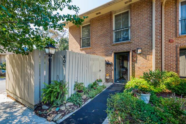 3636 Taliluna Ave #401, Knoxville, TN 37919 (#1132527) :: Shannon Foster Boline Group