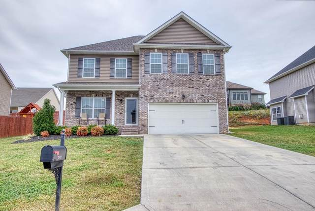 2832 Southwinds Circle, Sevierville, TN 37876 (#1132539) :: Catrina Foster Group