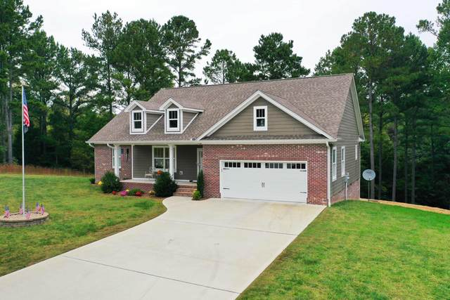 105 County Road 3050, Athens, TN 37303 (#1132608) :: Tennessee Elite Realty