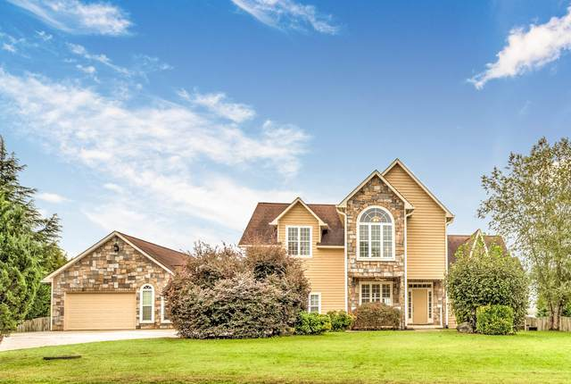 1911 Falling Waters Rd, Knoxville, TN 37922 (#1132649) :: Catrina Foster Group