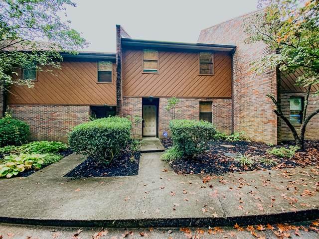 2915 La Villas Dr #704, Knoxville, TN 37917 (#1132655) :: Billy Houston Group