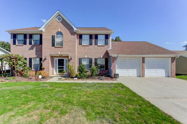 1400 Oak Haven Rd, Knoxville, TN 37923 (#1132709) :: Shannon Foster Boline Group