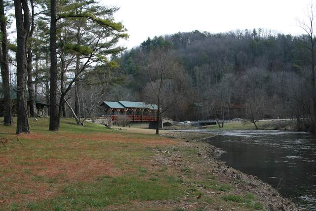 Lot 11 Rafter Rd, Tellico Plains, TN 37385 (#1132770) :: Billy Houston Group