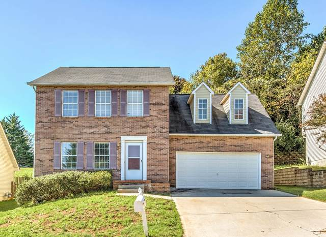 719 Colony Village Way, Knoxville, TN 37923 (#1132784) :: Shannon Foster Boline Group