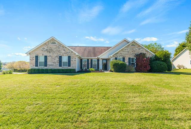 809 Paxton Drive, Knoxville, TN 37918 (#1132807) :: The Cook Team