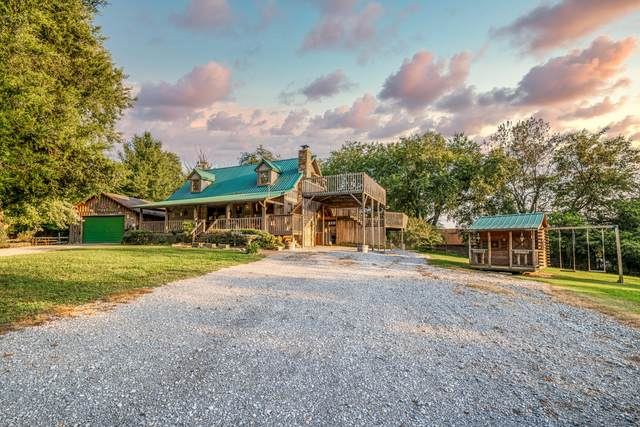 1409 Twin Oaks Rd, Sevierville, TN 37876 (#1132821) :: Realty Executives Associates