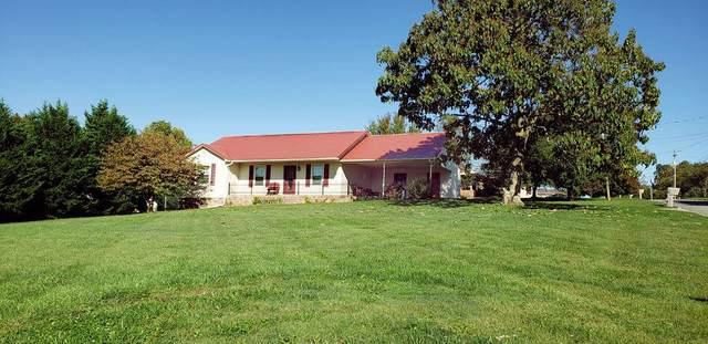 126 St Paul Drive, Dandridge, TN 37725 (#1132823) :: Catrina Foster Group