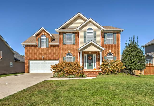 5805 Beaver Run Lane, Knoxville, TN 37931 (#1132850) :: Catrina Foster Group