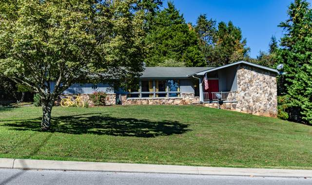 702 Robinson Drive, Loudon, TN 37774 (#1132892) :: Tennessee Elite Realty