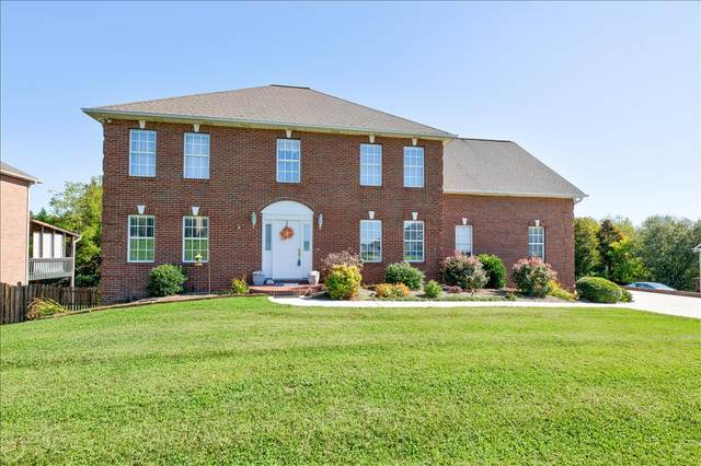 7924 Country Scene Rd, Knoxville, TN 37938 (#1132911) :: Realty Executives