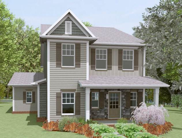 122 Hackberry St Lot42cr, Oak Ridge, TN 37830 (#1132941) :: Catrina Foster Group
