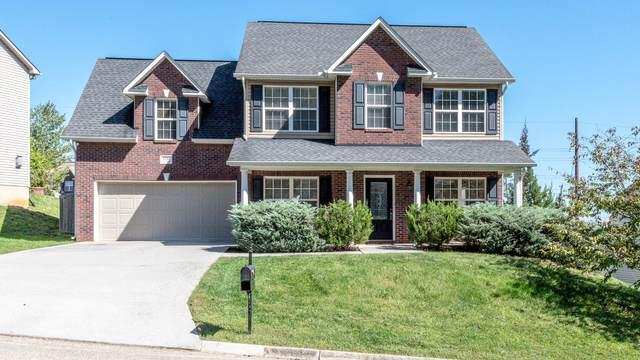 1144 Snyder Ridge Lane, Knoxville, TN 37932 (#1133013) :: Billy Houston Group
